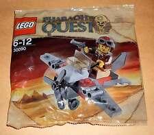 Lego Pharaoh's Quest - 30090 Desert Glider Set Flugzeug mit Figur Neu OVP
