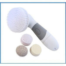 4-n-1 Facial & Body Advanced Cleansing System Brush Set