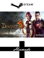 Demonicon-Das schwarze Auge Steam Key-für PC Windows (Same Day Dispatch)
