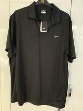 Nike Solid Polo Shirt Size XXL