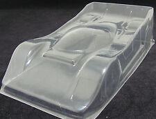 Porsche 962 Lexan Body 1/10 Ra 260mm Br 200mm