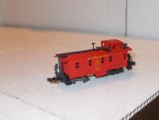 N SCALE TRAIN TRIX BALTIMORE OHIO 4068