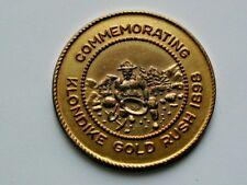 City of Dawson, Yukon Territory, CANADA Klondike Gold Rush (1898) Souvenir Medal