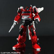 Transformers custom robots revoltech inferno