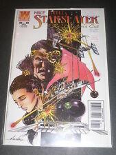Starslayer #8 The Director's Cut NM WJ Comics Dec 1995