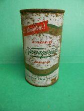 Vintage 1950'S Narragansett Flat Top Beer Can Cranston Rhode Island Hi Neighbor