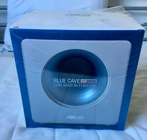 ASUS Blue Cave AC2600 AI-Mesh -Under warranty- Dual-Band Wireless Router