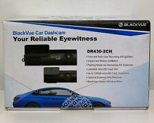 Blackvue DR430-2CH 16GB Front and Rear Car Dashcam Camera Full HD