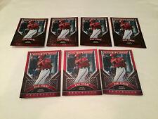 2015 Panini Elite Extra Edition Baseball Blake Perkins Nationals 7 card lot #70