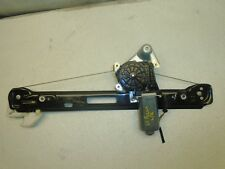 2001  Ford  Focus  Left  Rear  Window  Regulator  With  Motor