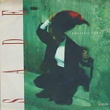 """SADE """" THE SWEETEST TABOO / YOU'RE NOT THE MAN"""" 7"""" UK PRESS"""