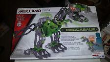 Meccano Tech Maker System Meccasaur 715 pcs NEW