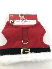 Size S Christmas Santa Dog Harness