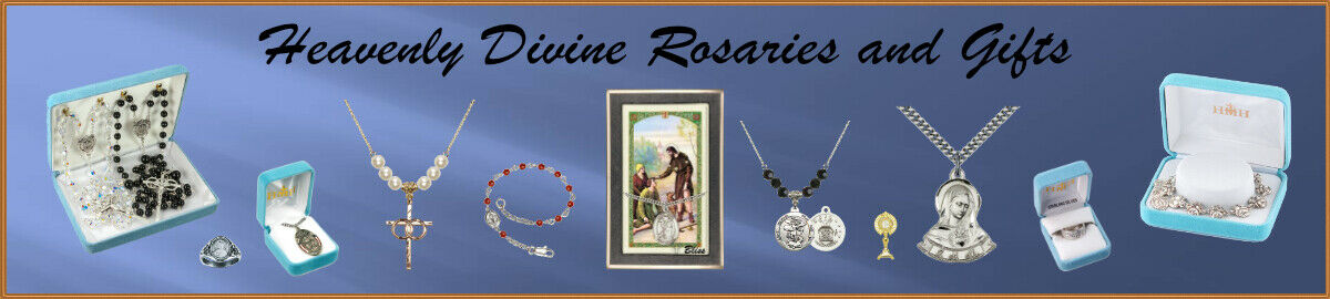 Heavenly Divine Rosaries and Gifts