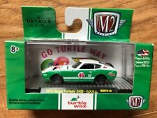 M2 MACHINES WALMART LIMITED EDITION TURTLE WAX 1970 NISSAN FAIRLADY Z432