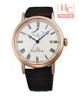 New Orient Star Elegant Classic Automatic Power Reserve SEL09001W  Men's Watch