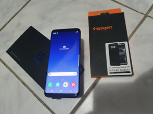 Black Samsung Galaxy S8 64GB - Great Condition