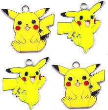 20pcs Pokemon anime mixed Metal Charms DIY Jewelry Making Pendants Earring g022