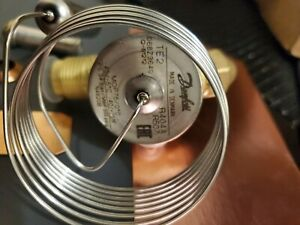 DANFOSS Thermostatic expansion valve New TE 2 068Z3640 R404A/R507