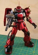 Built Painted Bandai MG Zaku II 1/100