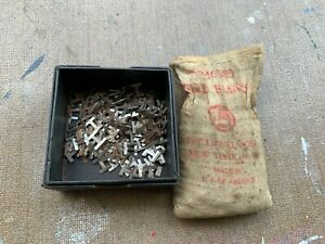 Lionel Postwar - 182-22 Bag of Steel Blanks