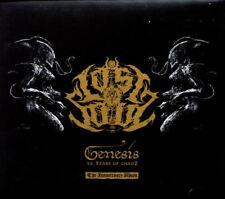 Lost Soul - genesis - XX years of chaoz (Digi 2-CD), NEW, Neuware