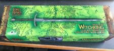 Sword of the Witchking Lord of the Rings UC1266MIN 1/5 scale replica sword stand
