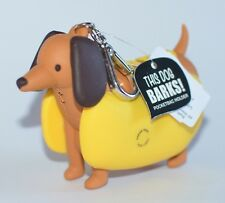 BATH BODY WORKS WEINER HOT DOG POCKETBAC HOLDER SANITIZER GEL CASE SLEEVE BARKS