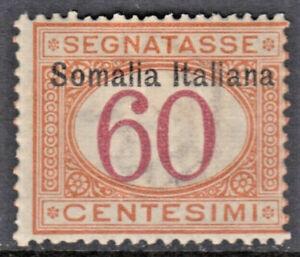 Italy Somalia Tax Sassone n.18 cv 155$  MH*