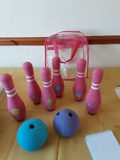 Bowling Set Childrens Foam