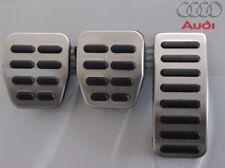 Audi A3 8L original S3 Pedalset Pedale Pedalkappen pedal pads caps TT 8N S-Line