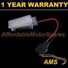 1x pour AUDI A6 A8 S8 R8 A5 S5 RS5 A2 A3 A4 S4 S3 Q5 Q7 18 LED Lampe boîte à gants