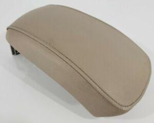 Kia Sportage Center Console Lid Armrest - Non Pop Up Style - Beige Leather