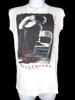 John Cougar Mellencamp The Lonesome Jubilee Concert Tour 1988 Sleeveless T Med