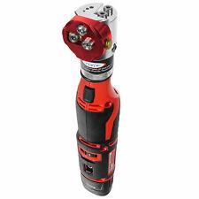 Cordless Sharpie DXCL™ Tungsten Grinder Adjustable 15°- 45° Red/Silver - Pro Kit