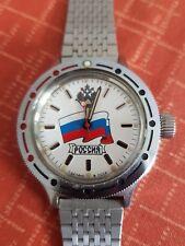 Armbanduhr Herren russisch Edelstahl Russland Sammlered.200m Original Erbstück
