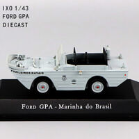 1:43 Scale IXO Toy FORD GPA - Marinha do Brasil Unforgettable DIECAST CAR MODEL