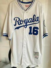 Mitchell & Ness Kansas City Royals Bo Jackson Authentic Jersey