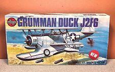1/72 AIRFIX GRUMMAN DUCK J2F6 MODEL KIT # 03031-3