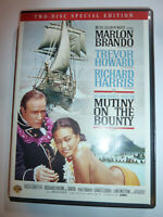 Mutiny on the Bounty DVD classic movie Special Edition 2-Disc Set Marlon Brando!