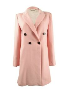 Marella Women's Notched-Collar Double-Breasted Jacket