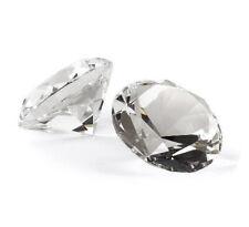 Diamante in vetro 4 cm in scatola regalo 0RJ5