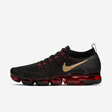 Nike Air Vapormax Flyknit 2 CNY  BQ7036-001  Men Running Shoes Black  26705c338