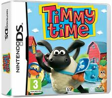 timmy time ds