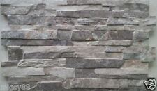 "Wall Cladding -- ""Spring"" Stackstone (509x307mm Pieces) Sells per Square Metre"