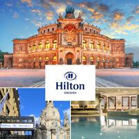 Luxus in Dresden Städtereise Altstadt Hilton Hotel Gutschein Kurz Urlaub Reise