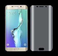 2 x tanques lámina Samsung Galaxy s6 Edge + Plus 3d completamente borde TPU lámina de protección