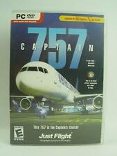 757 Captain (PC, 2008) Expansion for Microsoft Flight Simulator X and FS 2004