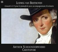 Ludwig Van Beethoven - Beethoven: Piano Concertos Nos 4 and 5 [CD]