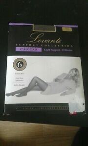 LEVANTE SUPPORT COLLECTION CARESS LIGHT SUPPORT 15 DENIER TIGHTS